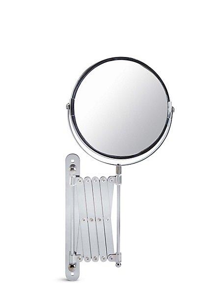Round Extendable Mirror