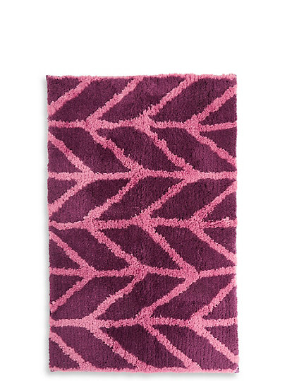 Modern Geo Bath & Pedestal Mats | Towels & bath mats | Marks and