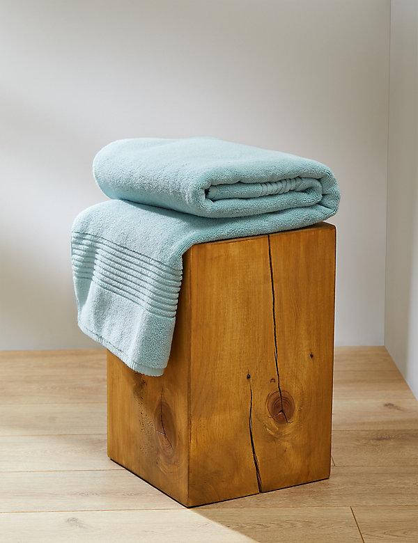 Egyptian Cotton Heavyweight Towel
