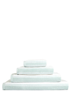 Contemporary Striped Towel