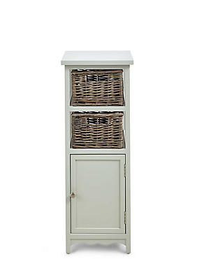 Country Towel Cupboard