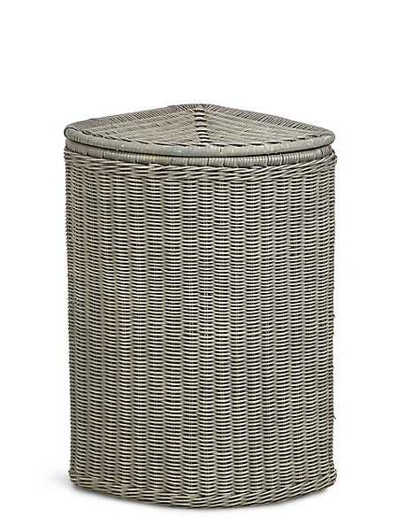 New Country Corner Laundry Bin