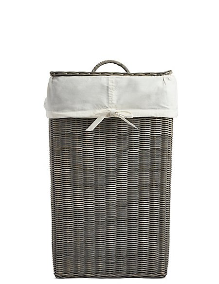New Country Square Laundry Bin