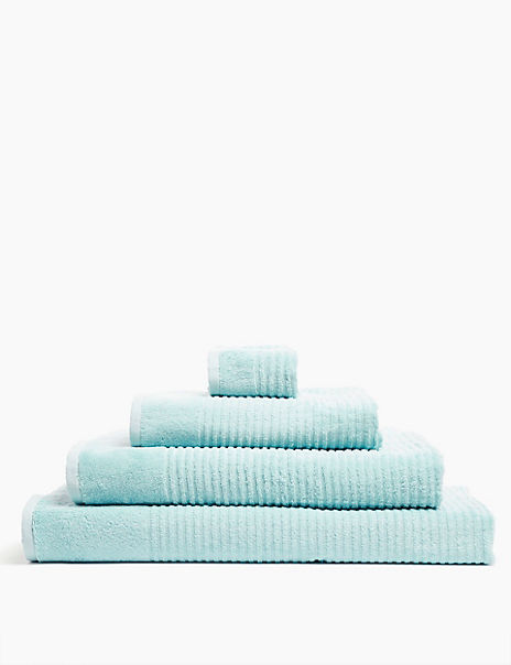 Quick Dry Ribbed Towel