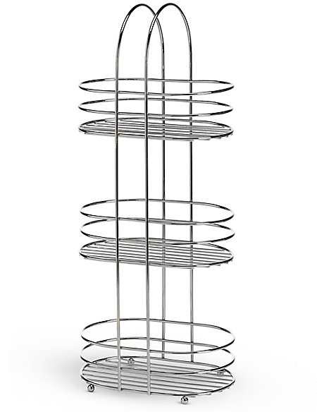 Oval 3 Tier