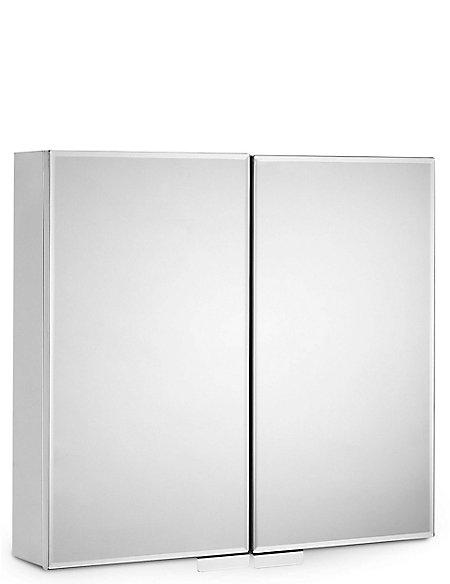 Slim Double Cabinet