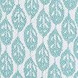 Lightweight Leaf Print Towel, GREEN MIX, swatch