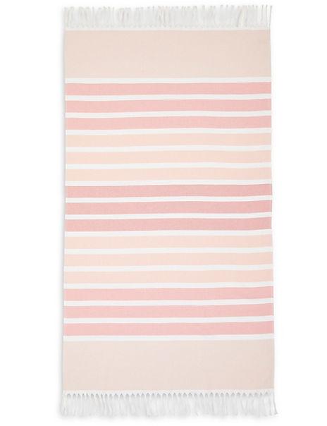 Striped Hammam Beach Towel