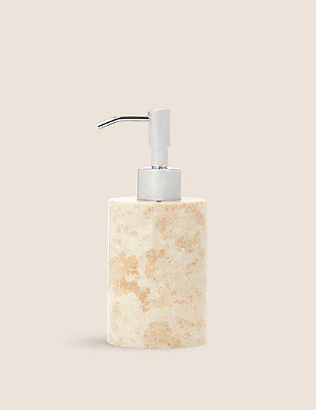 Marble Slim Soap Dispenser