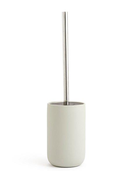 Contemporary Toilet Brush Holder
