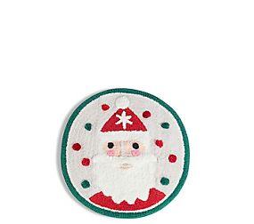 Christmas Santa Bath Mat