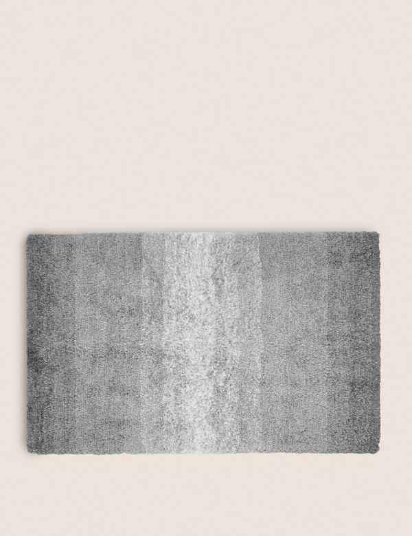 33 Designs Easy Care Quick Dry Soft Printed Microfibre Bath Mat