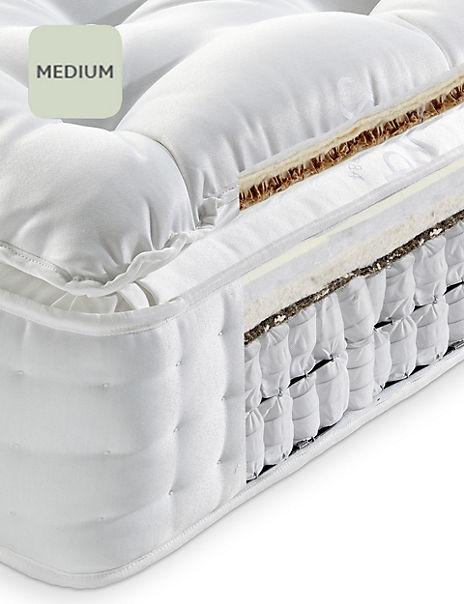 Pillow Top Cashmere & Merino Wool 2250 Mattress