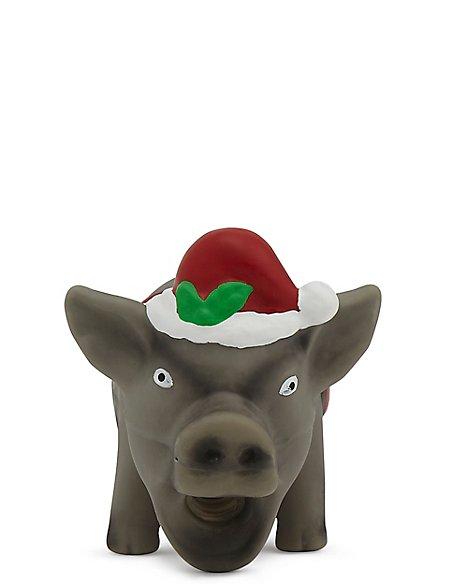 Dog Toy Noisy Pig
