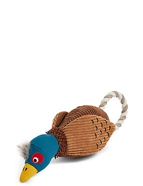Pheasant Pet Toy