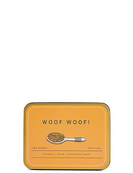 Dogs Grooming Tin