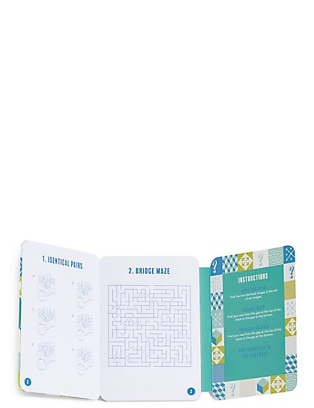 Little Visual Puzzle Book