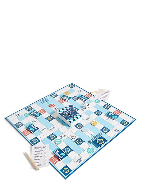 M&S Shopping Dash Board Game