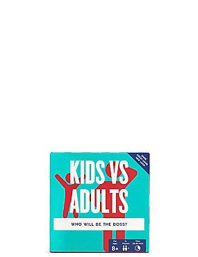 Kids vs Adults Card Game, , catlanding