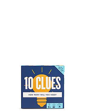 10 Clues Card Games