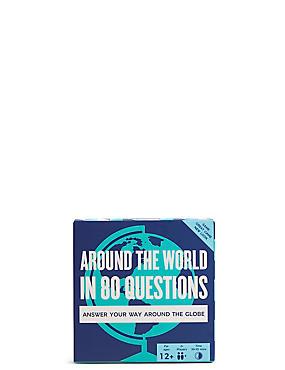 Around the World Card Game