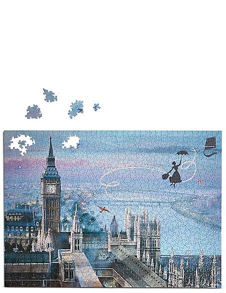 Mary Poppins 1000 Piece Jigsaw Puzle