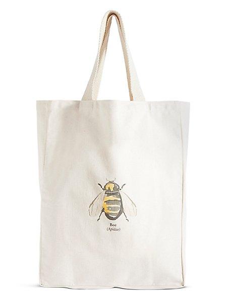 Bee Garden Tote Bag