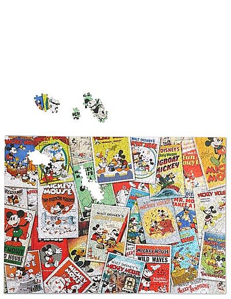 Mickey Mouse 1000 Piece Jigsaw