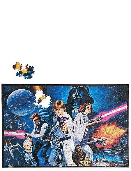 Star Wars™ 1000 Piece Jigsaw Puzzle