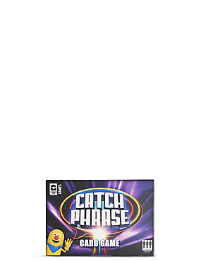 Catch Phrase Card Game