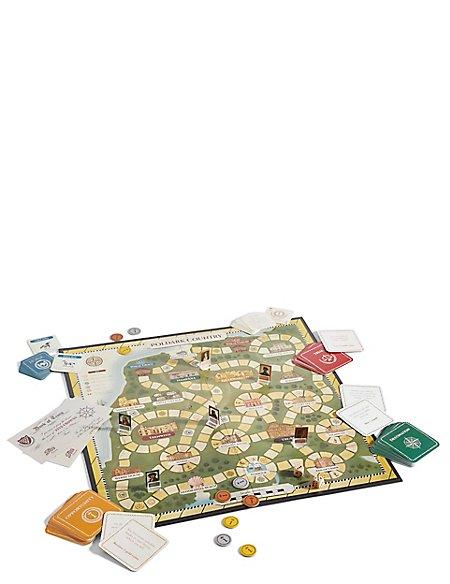 Poldark Board Game