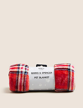 Check Pet Blanket