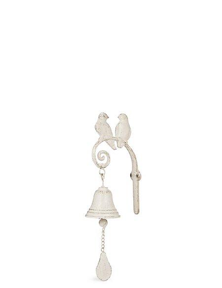 Love Birds Garden Bell