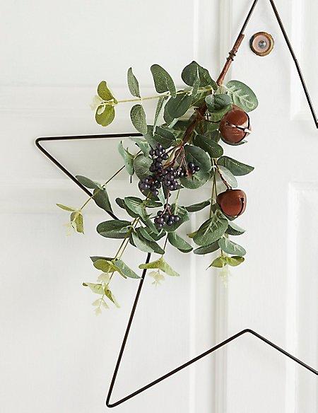 20 inch Star Wreath