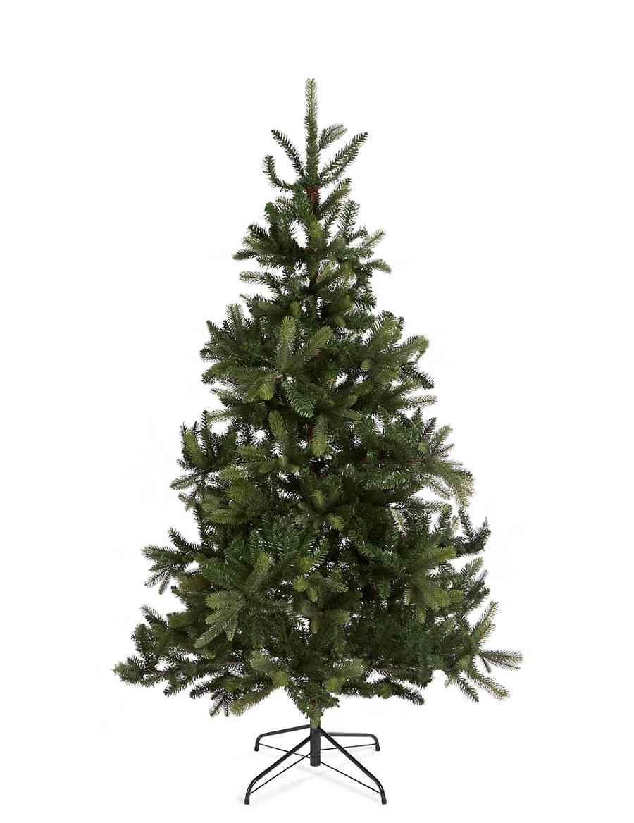 6Ft Noble Fir Tree | M&S