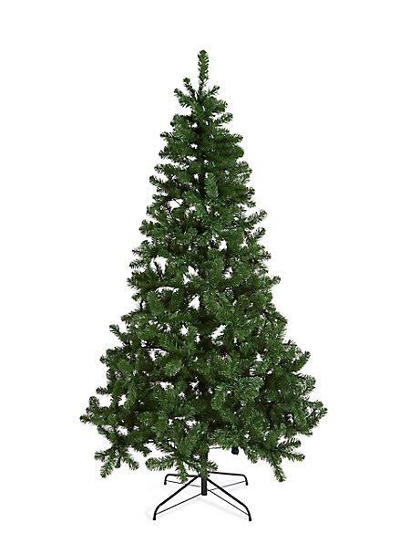 7Ft Lit Nordic Spruce Tree