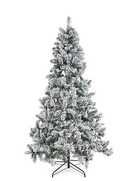7Ft Snowy Tree