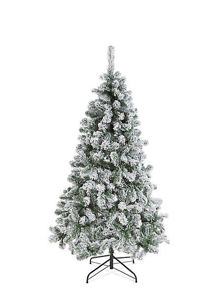 6Ft Snowy Tree