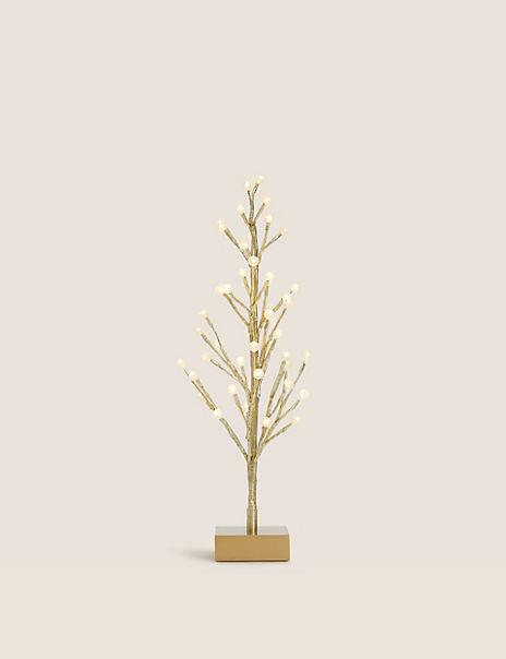 2ft Light Up Jewel Tree