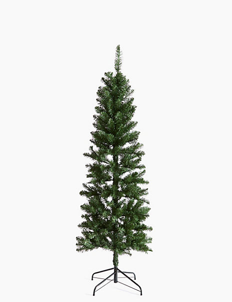 6ft Slim Nordic Spruce Christmas Tree