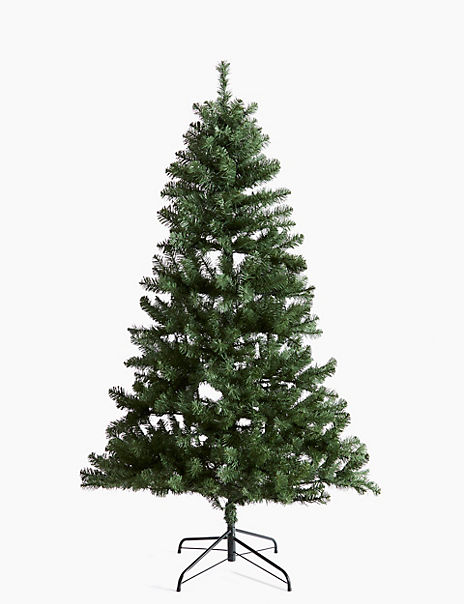 7ft Pre Lit Nordic Spruce Christmas Tree