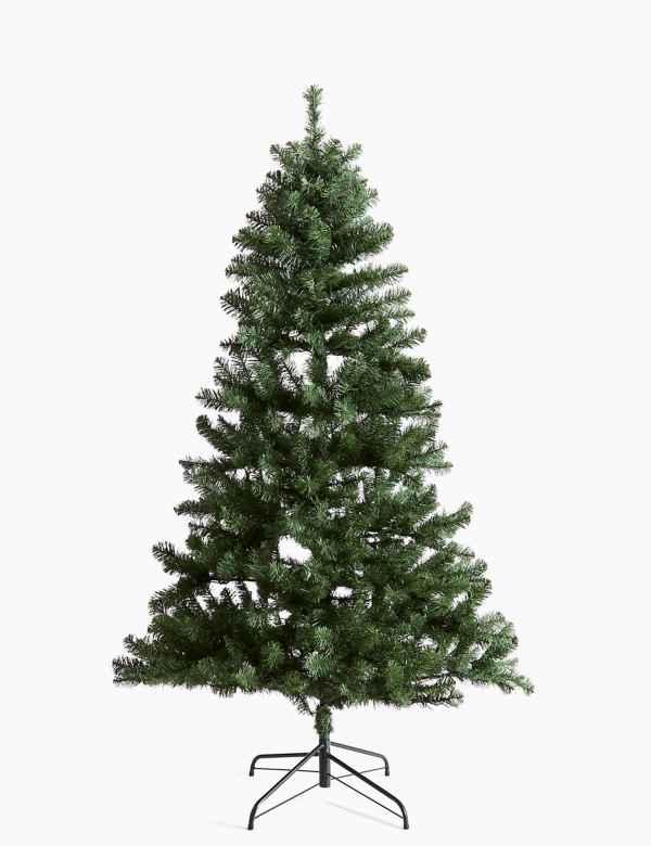 7 Ft Christmas Tree Prelit.7ft Pre Lit Nordic Spruce Christmas Tree M S