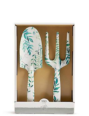 Hand Trowel & Fork Set