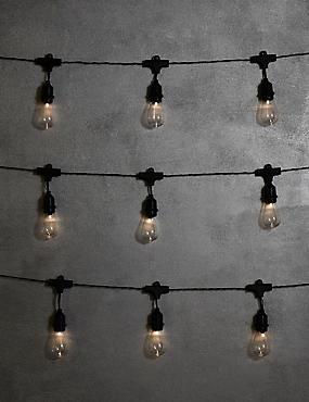 20 Industrial Style Solar Lights