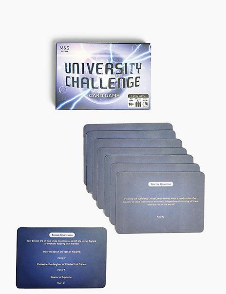 University Challenge Game