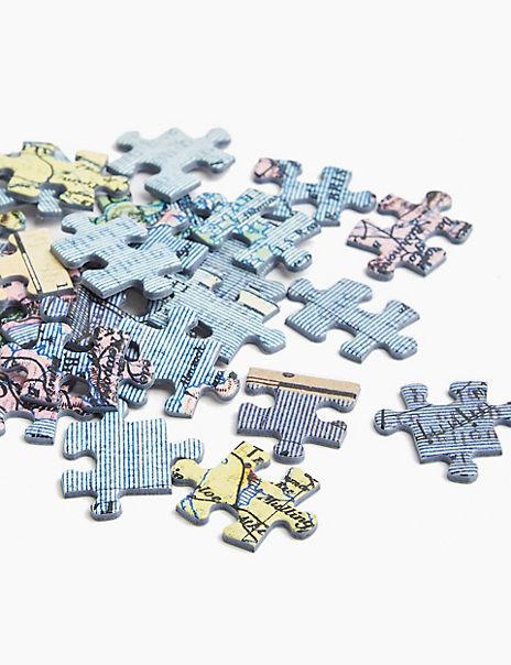 British Isles 500 Piece Puzzle