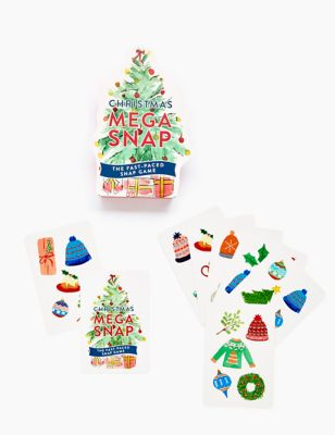 Christmas Mega Snap Game by Marks & Spencer