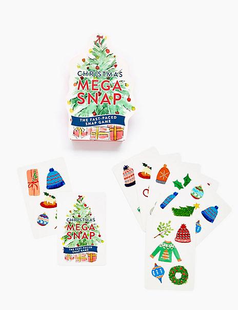 Christmas Mega Snap Game
