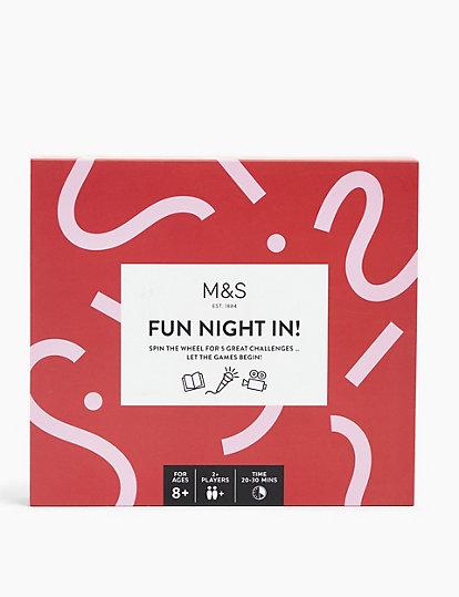 Fun Night In game