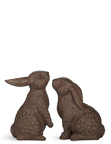 Resin Bunny Set